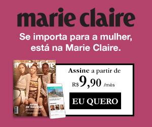 Assine Marie Claire e ganhe um relógio Mormaii