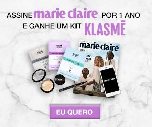 Assine Marie Claire e ganhe um kit Klasme