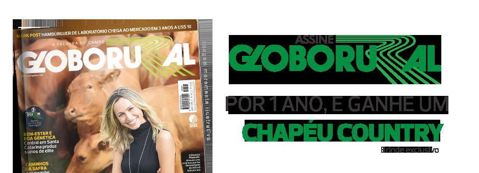 fb740706dec20 .  E-commerce Editora Globo - ASSINE E GANHE CHAPÉU COUNTRY DA GLOBO RURAL   .