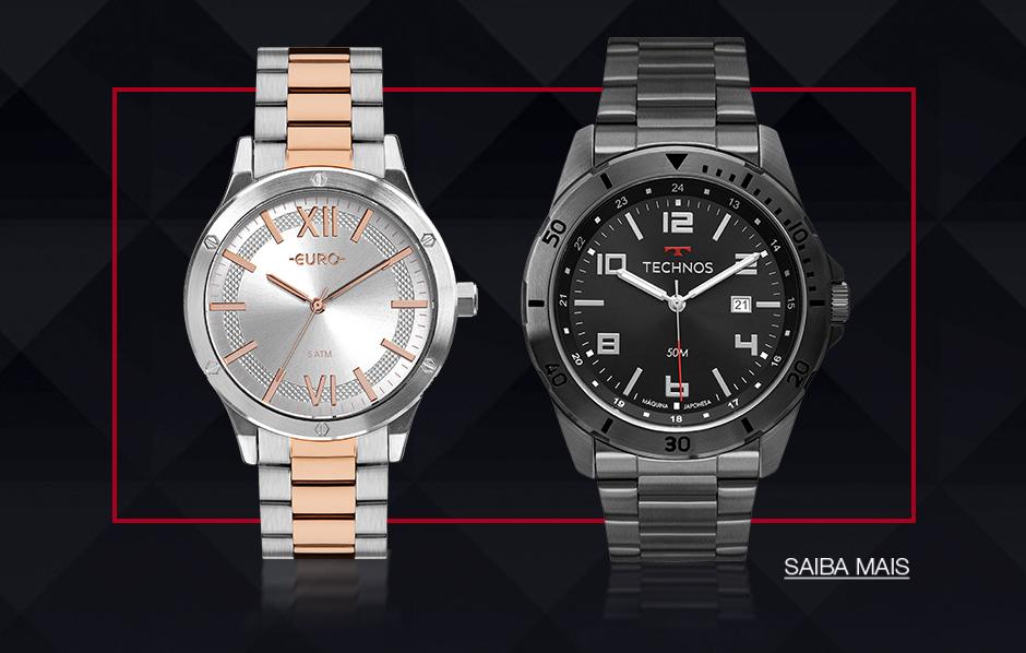 Assine Época e escolha 1 relógio
