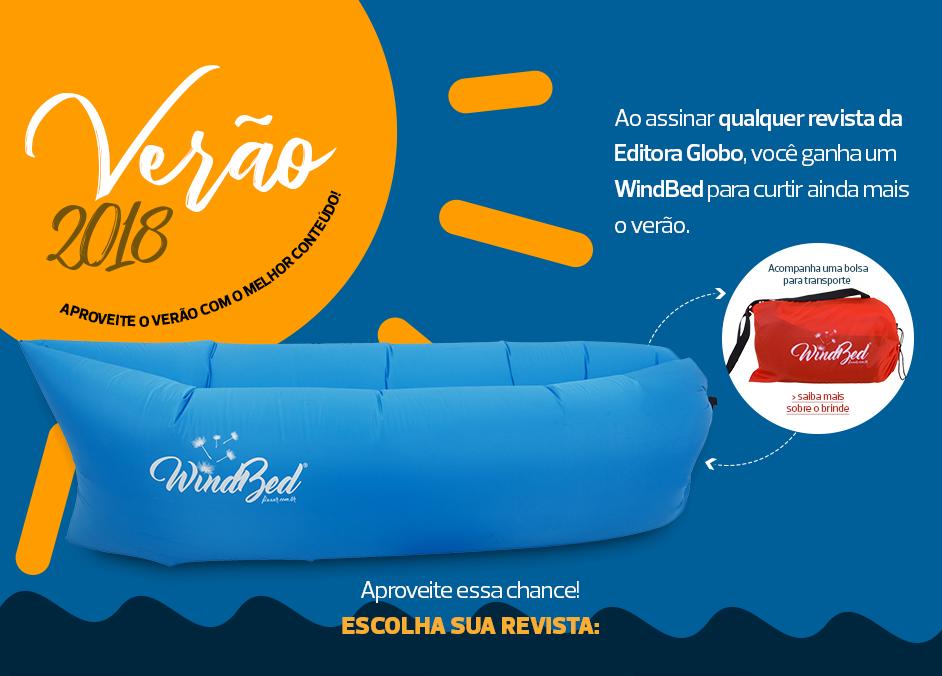 4ac5a6db16149 .  E-commerce Editora Globo - Assine EG e ganhe um Windbed  .