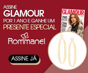 Assine Glamour e Ganhe uma Semi Joia Rommanel