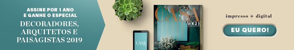 Assine e GANHE o especial Casa Vogue 2019!