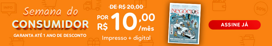 Semana do Consumidor - 50% OFF por 1 ano!