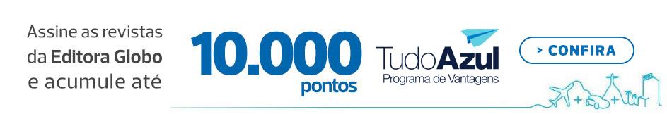 Assine e ganhe até 10 mil pontos Tudo Azul