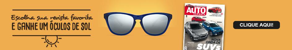 Assine e GANHE um óculos de sol!
