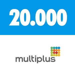 20.000 PONTOS MULTIPLUS