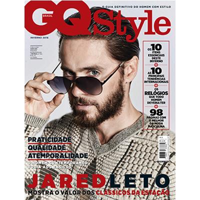 GQ STYLE 2016 - OUTONO/INVERNO