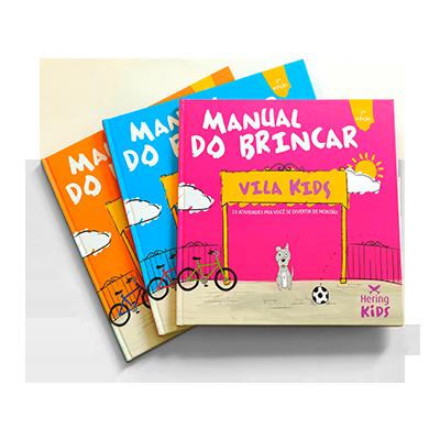 MANUAL DO BRINCAR