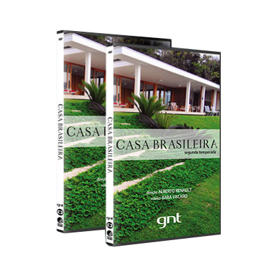 DVD CASA BRASILEIRA