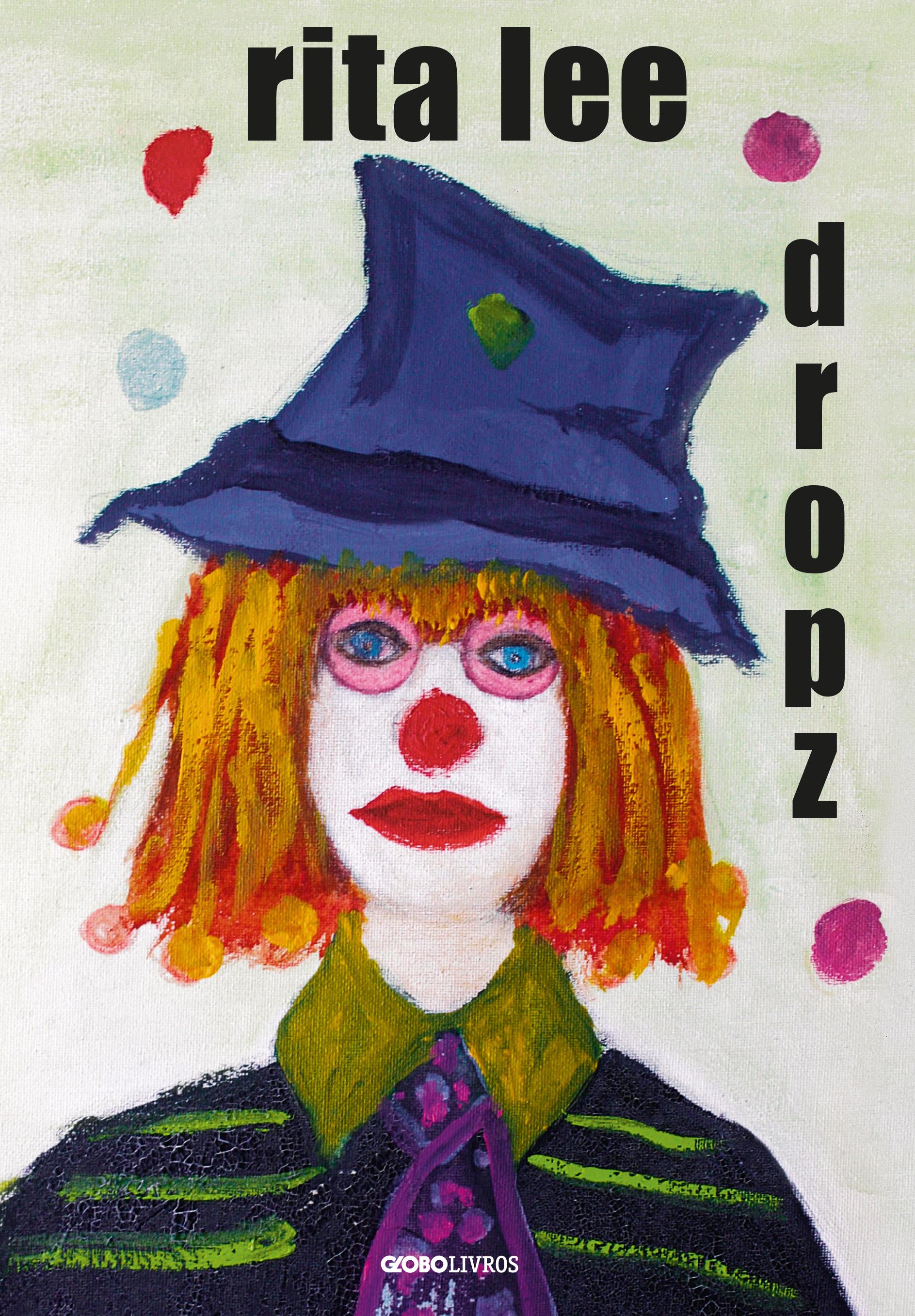 Livro Dropz - Rita Lee